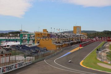Grandstand BOXES MotoGP VALENCIA /n Circuit Ricardo Tormo<br>official tickets online in  MotoGPSpain.com